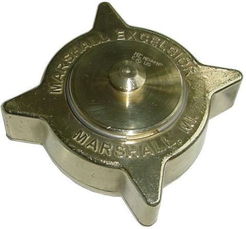 "1-3//4/"" Male Acme Dust Cap Plug ME179-1 Chain Tether Propane Tank Marshall LPG"