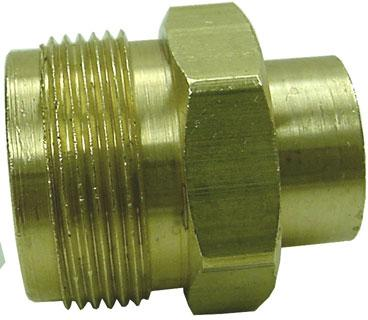 Camping Fitting Cylinder Adapter ME492P Marshall Excelsior